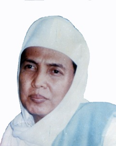 Syekh Ahmad Asrory al Ishaqy r.a