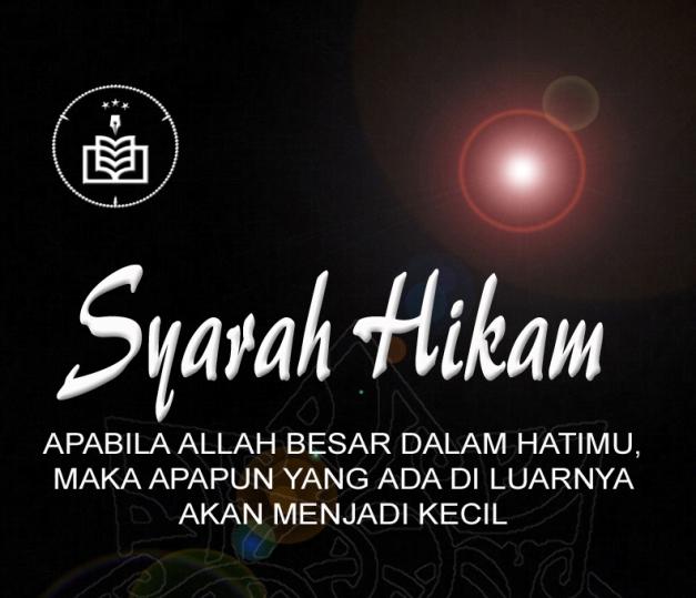 Syarah Hikam