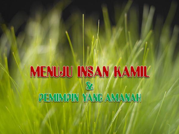 Menuju Insan Kamil1 copy
